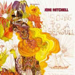 Joni Mitchell  -  Night In The City