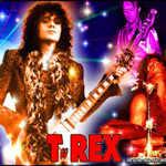 T Rex  -  Life's a Gas