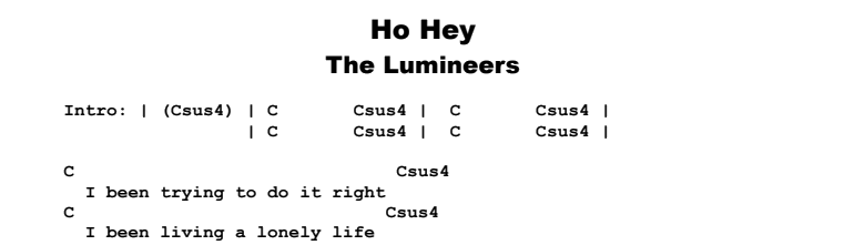 The Lumineers - Ho Hey - Guitar Lesson by Jerry\'s Guitar Bar
