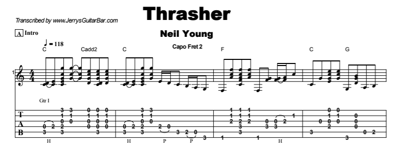 Neil Young - Thrasher