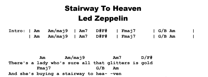 Led Zeppelin - Stairway To Heaven | Guitar Lesson | Jerry\'s Guitar Bar